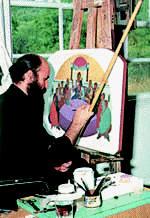 iconographe orthodoxe lituanien